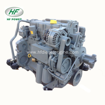 Deutz BF4M2012 Water-Cooled 4-Stroke Engine